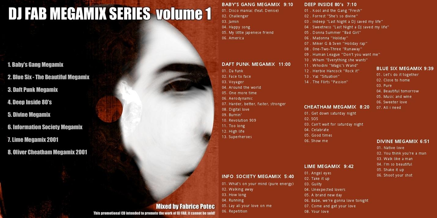 Deep Inside 80's - Fabrice Potec