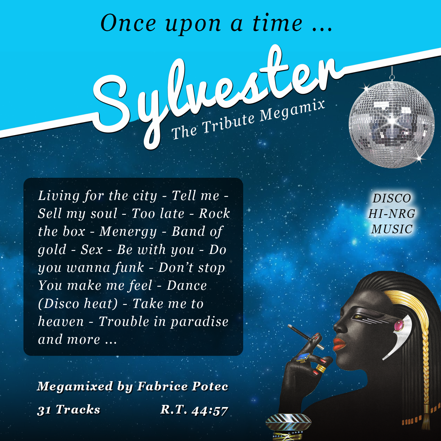 Once Upon a Time SYLVESTER : The Tribute Megamix - Megamixed by Fabrice POTEC